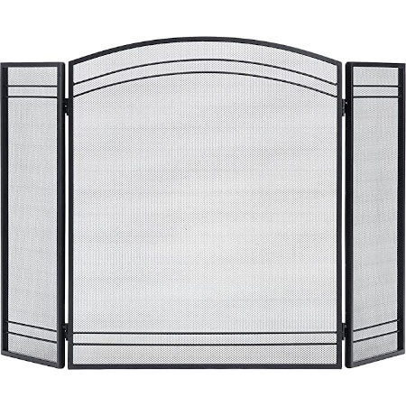 ShelterLogic Fireplace Classic Screen — Most Classic and Traditional