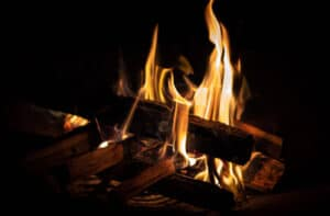 How to Keep a Fire Going: Make Sure Your Kindling is Dry