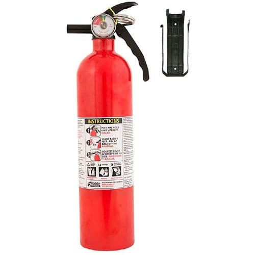 Kidde FA110 Multi Purpose Fire Extinguisher 1A10BC, 1 Pack review