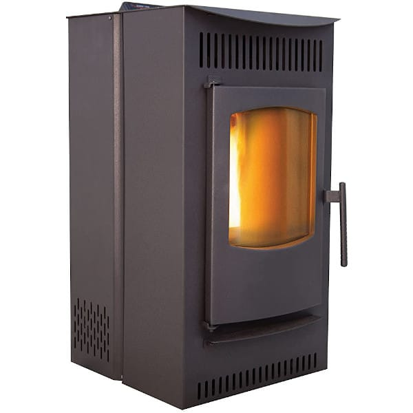 Castle Serenity Stove 12327 Wood Pellet with Smart Controller