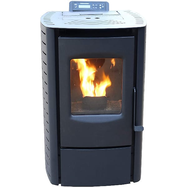 Mr. Heater PS20W-CIW Mini Pellet Stove, WiFi Enabled, Black review