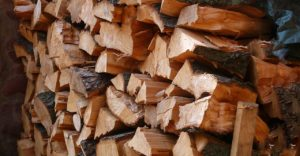 Should Firewood Be Covered? (We Cover Ours)