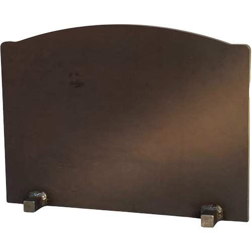 """Grate Wall of Fire Model RF-5 Reflective Fireback 21"""" Wide, 15 1/2"""" Tall. review"""