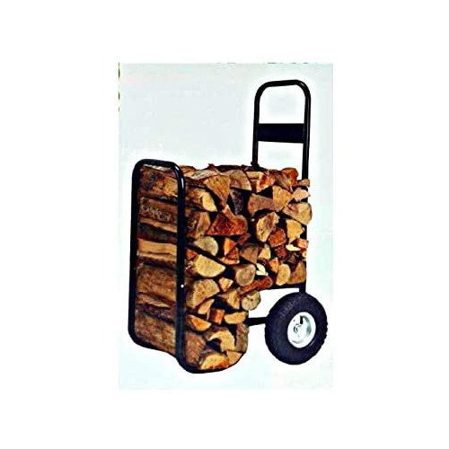 Nantucket Firewood Hand Truck Caddy - With Cover - 200lb Cap -No Flat Wheels review