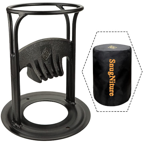 SnugNiture Firewood Kindling Splitter with Cover review