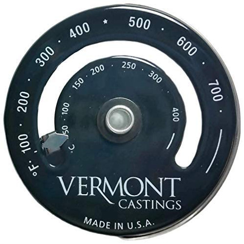 Vermont Castings Magnetic Wood Stove Thermometer review